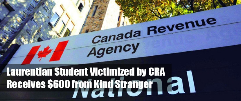 CRA scam alert