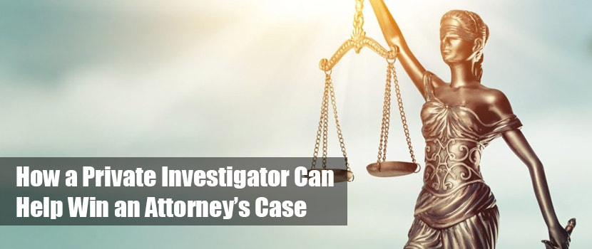 private investigators helping lawyers