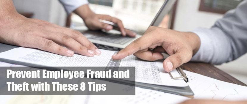 business fraud investigations