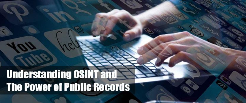 OSINT private investigations