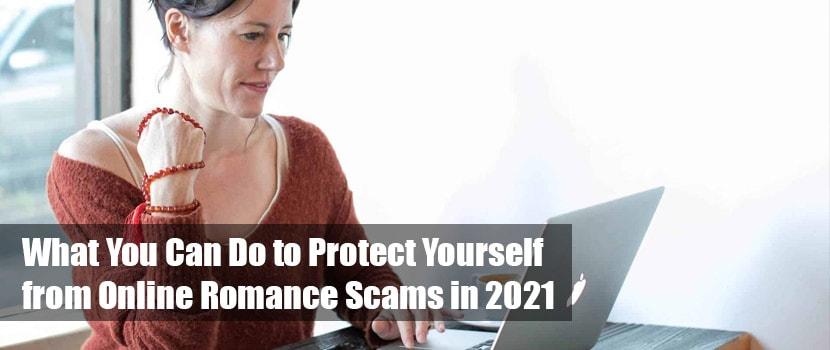 online romance scams 2021